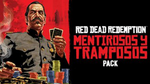 Pack mentirosos y tramposos