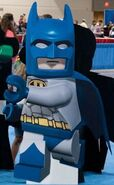 Blue batman 2012