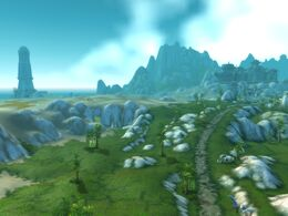Cataclysm Desolace Landscape