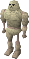 White Golem