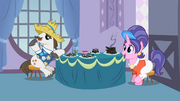 Rarity and Sweetie Belle&#39;s parents S2E5