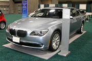 BMW ActiveHybrid 7 WAS 2010 8967