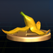 Banana Peel Trophy SSBB