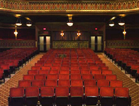 Muppet Theater Auditorium