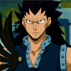 Gajeel prof