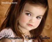 Renesmee carlie