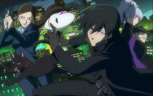 Darker than black (saison 1)