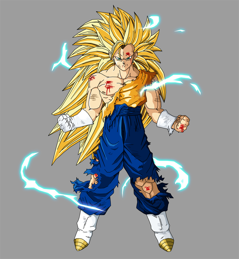 Who wants to see SSJ3 ...