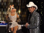 Brad Paisley 2011 CMAs