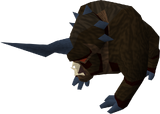 Kolodion dark beast form
