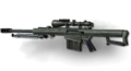 Barrett .50cal Create-a-Class MW3