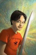 Percy jackson offical