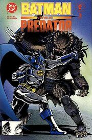 Batman versus Predator Vol 1 3A