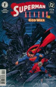 Superman Aliens Vol 2 4