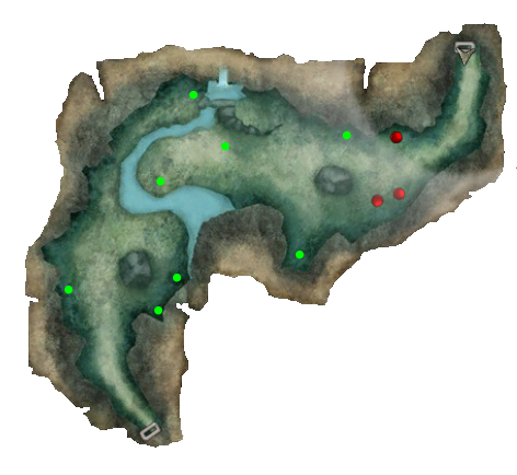 Cutthroat Jungle digmap