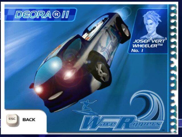 Image - 01-WaveRippers-DeoraII.jpg - Hot Wheels Wiki  Image - 01-Wave...