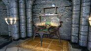 Skyrim Enchanting Table