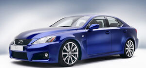 Lexus IS-F 2
