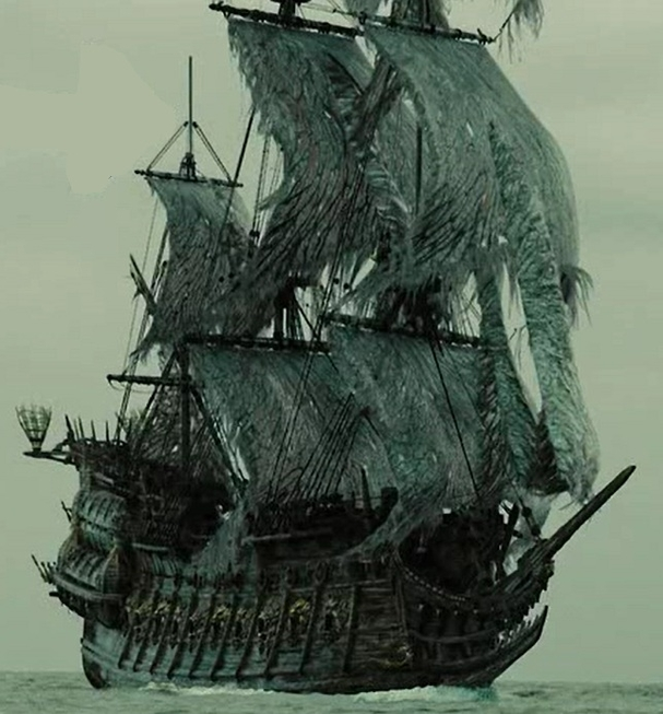 Dutchman - pirates of the caribbean wiki - the unofficial pirates