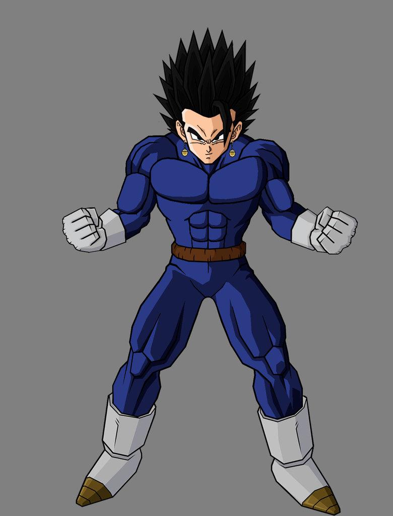 Vegehan Vegeta-Gohan Fusion  - Ultra Dragon Ball WikiGohan And Vegeta Fusion
