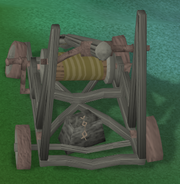 Catapult broken