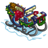 Sleigh-icon