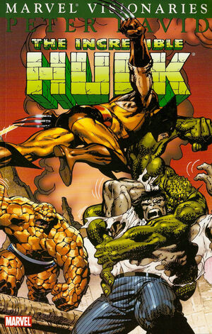 Hulk Visionaries Peter David Vol 1 4