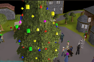 Christmas tree 2005
