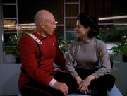 Picard and Marta