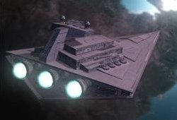 Imperial star destroyer Eaw 2
