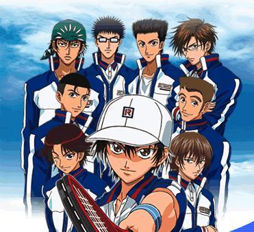 prince of tennis fanbook 20.5