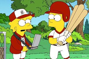 The Simpsons - 22x03 Money Bart.