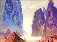 Mountain of the Seven Thunders