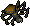Fever spider icon