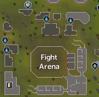 Fight Arena (building)