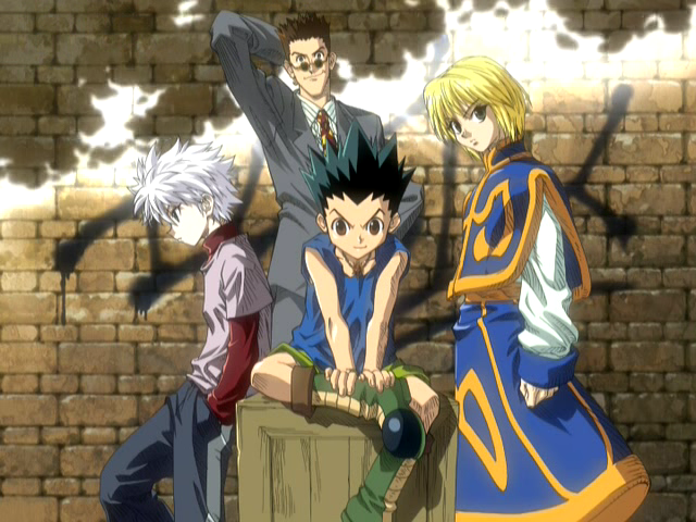 Hunter X Hunter Episode 90