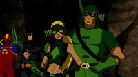 Green Arrow introduces Artemis