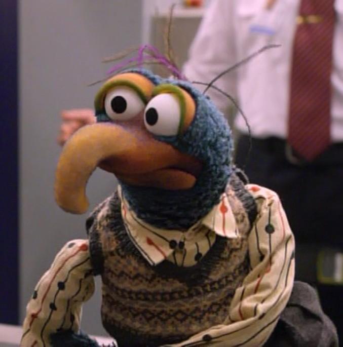 gonzo muppet movie