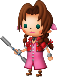 Theatrhythm Aerith