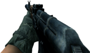 AK-47 Silencer CoD4