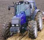 Valtra 6750 EcoPower MFWD (blue) - 2002