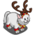 Reindeer Cat-icon