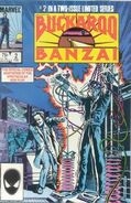 Buckaroo Banzai Vol 1 2