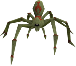 Jungle spider Ape Atoll