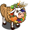 Cornucopia Cow-icon