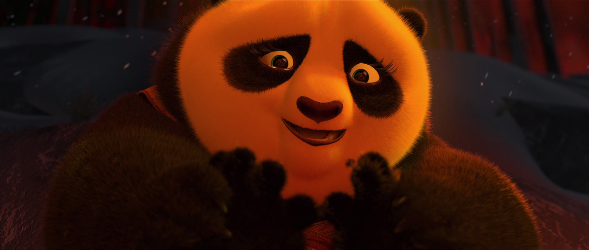 Po s parents - Kung Fu Panda Wiki  the online encyclopedia to the Kung    Kung Fu Panda 2 Baby Po
