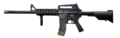 M4A1 menu icon CoD4