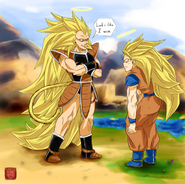 Battle of the Hair by Teh Kenji