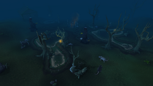 Lumbridge swamp