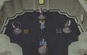 Mage Training Arena Lobby